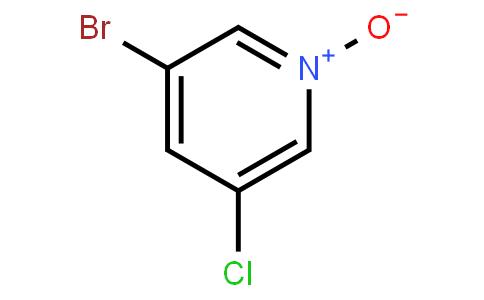 AM11551 | 1221793-62-9 | 3-Bromo-5-chloropyridine 1-oxide
