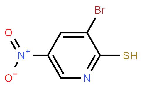 AM11555 | 876489-83-7 | 3-Bromo-2-Mercapto-5-Nitropyridine