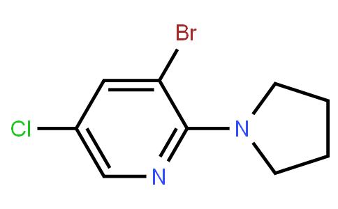 AM11556 | 1199773-44-8 | 3-Bromo-5-Chloro-2-Pyrrolidinopyridine