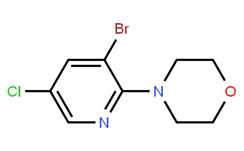 AM11557 | 1199773-36-8 | 3-Bromo-5-Chloro-2-Morpholinopyridine