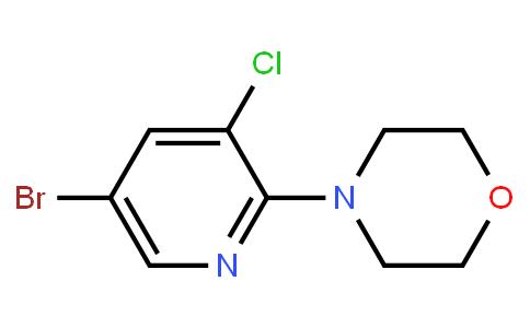AM11558 | 1199773-09-5 | 4-(5-Bromo-3-Chloropyridin-2-Yl)Morpholine