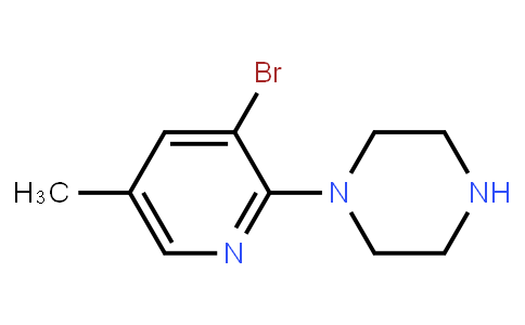 AM11566 | 1187386-35-1 | 1-(3-Bromo-5-Methylpyridin-2-Yl)Piperazine