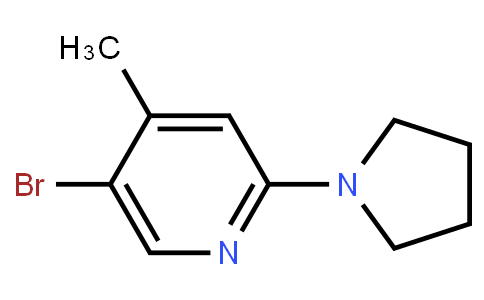 AM11567 | 1187385-95-0 | 5-Bromo-4-Methyl-2-(Pyrrolidin-1-Yl)Pyridine