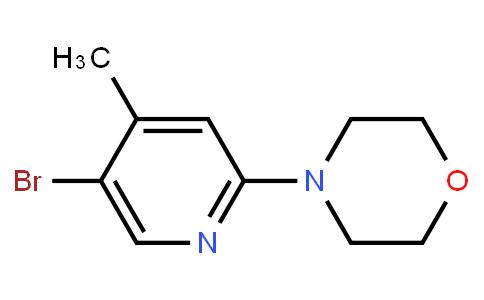AM11568 | 1187385-96-1 | 5-Bromo-2-Morpholino-4-Picoline