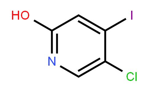 5-Chloro-2-hydroxy-4-iodopyridine