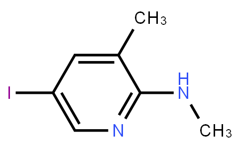 5-IODO-3-Methyl-2-MethylAminoPyridine