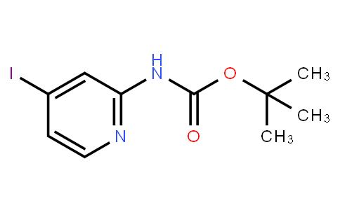 AM11590 | 405939-28-8 | Tert-Butyl 4-IODOPyridin-2-YLCarbamate