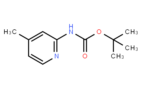 AM11593 | 90101-20-5 | Tert-Butyl 4-MethylPyridin-2-YLCarbamate