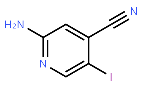 AM11614 | 1304494-70-9 | 2-amino 5-iodo pyridine-4-carbonitrile