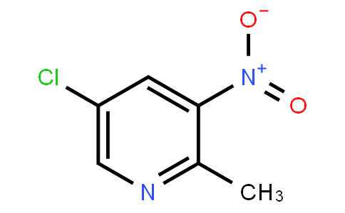 5-Chloro-2-Methyl-3-Nitropyridine