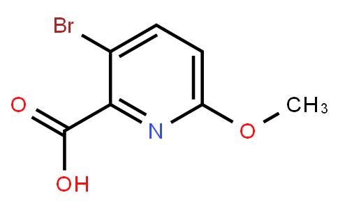 AM11617 | 1196147-56-4 | 3-Bromo-6-Methoxypicolinic Acid