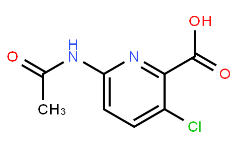 AM11626 | 1187386-38-4 | 6-Acetamido-3-Chloropicolinic Acid