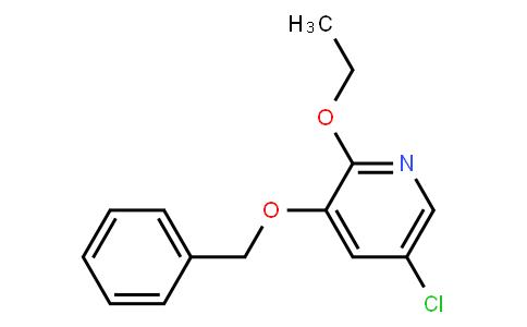 3-Benzyloxy-5-Chloro-2-Ethoxypyridine