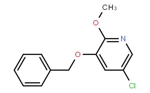 3-Benzyloxy-5-Chloro-2-Methoxypyridine