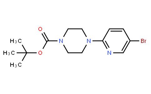 2-(4-Boc-Piperazino)-5-Bromopyridine
