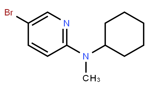 AM11634 | 1125410-01-6 | 5-Bromo-2-(N-Cyclohexyl-N-Methylamino)Pyridine