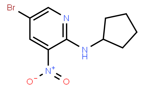 AM11635 | 1033202-53-7 | 5-Bromo-2-Cyclopentylamino-3-Nitropyridine