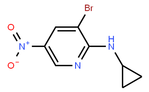 AM11638 | 1065074-85-2 | 3-Bromo-N-Cyclopropyl-5-Nitropyridin-2-Amine