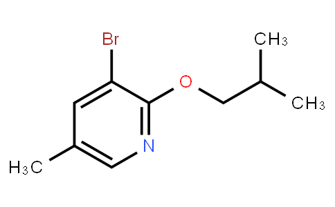 AM11644 | 1255574-44-7 | 3-Bromo-2-Isobutoxy-5-Methylpyridine