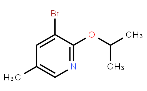 AM11645 | 760207-86-1 | 3-Bromo-2-Isopropoxy-5-Methylpyridine