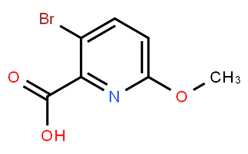 AM11654 | 11196147-56-4 | 3-Bromo-6-Methoxypicolinic Acid
