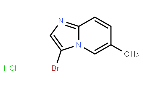AM11655 | 1072944-60-5 | 3-Bromo-6-Methylimidazo[1,2-A]Pyridine Hcl