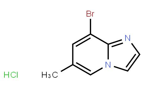 AM11658 | 957120-41-1 | 8-Bromo-6-Methylimidazo[1,2-A]Pyridine Hcl