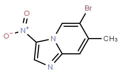 AM11659 | 1072944-64-9 | 6-Bromo-7-Methyl-3-Nitroimidazo[1,2-A]Pyridine