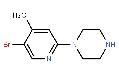 5-Bromo-2-Piperazino-4-Picoline