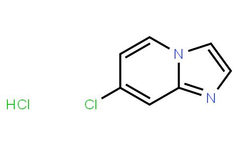 7-Chloroimidazo[1,2-A]Pyridine Hcl