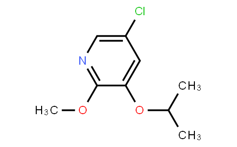 5-Chloro-3-Isopropoxy-2-Methoxypyridine