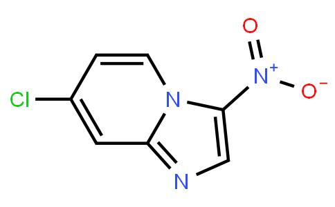 7-Chloro-3-Nitroimidazo[1,2-A]Pyridine