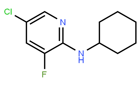 AM11671 | 1020253-24-0 | 5-Chloro-2-Cyclohexylamino-3-Fluoropyridine