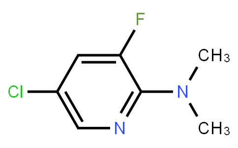 AM11673 | 1020253-19-3 | 5-Chloro-2-(N,N-Dimethylamino)-3-Fluoropyridine