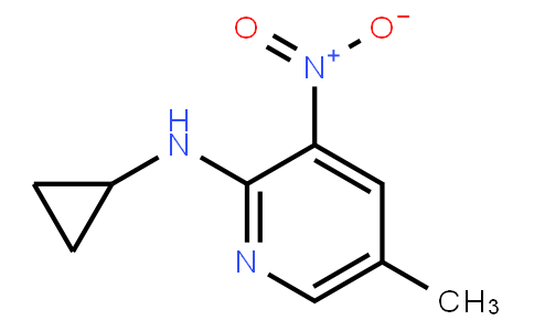AM11676 | 1033202-65-1 | 2-Cyclopropylamino-5-Methyl-3-Nitropyridine