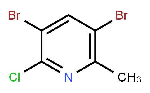 AM11677 | 1000018-58-5 | 3,5-Dibromo-2-Chloro-6-Methylpyridine