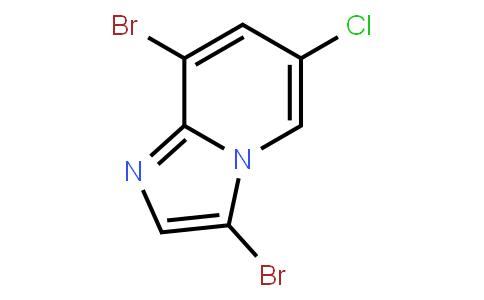AM11678 | 1072944-57-0 | 3,8-Dibromo-6-Chloroimidazo[1,2-A]Pyridine