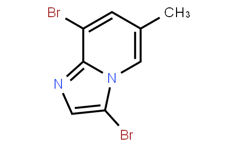AM11680 | 1072944-58-1 | 3,8-Dibromo-6-Methylimidazo[1,2-A]Pyridine