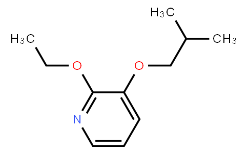 AM11686 | 1255574-40-3 | 2-Ethoxy-3-Isobutoxypyridine