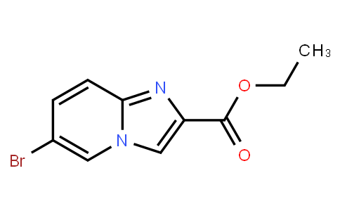 AM11688 | 67625-37-0 | Ethyl 6-Bromoimidazo[1,2-A]Pyridine-2-Carboxylate
