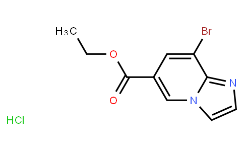 AM11689 | 957062-60-1 | Ethyl 8-Bromoimidazo[1,2-A]Pyridine-6-Carboxylate Hcl