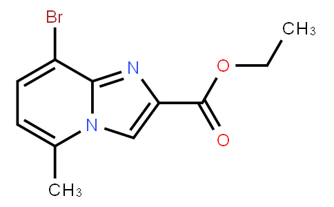 AM11691 | 135995-45-8 | Ethyl 8-Bromo-5-Methylimidazo[1,2-A]Pyridine-2-Carboxylate