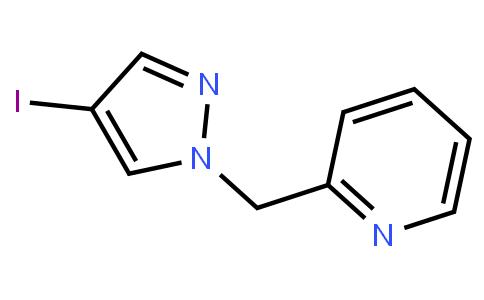 AM11700   1215206-19-1   2-((4-Iodo-1H-Pyrazol-1-Yl)Methyl)Pyridine