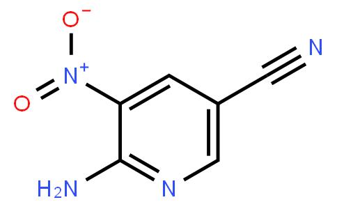 2-Amino-5-Cyano-3-Nitropyridine