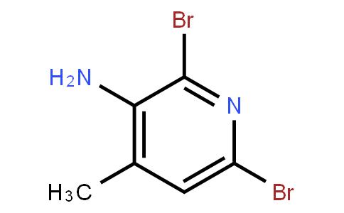 3-Amino-2,6-Dibromo-4-Methylpyridine