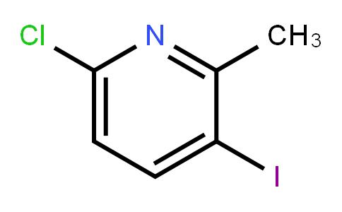 AM11733 | 58035-53-3 | 6-Chloro-3-Iodo-2-Picoline