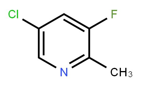 AM11743 | 1210868-68-0 | 5-Chloro-3-Fluoro-2-Methylpyridine