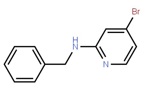2-Benzylamino-4-Bromopyridine