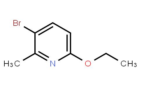 3-Bromo-6-Ethoxypicoline