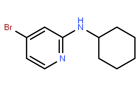 AM11748 | 1262293-75-3 | 4-Bromo-N-Cyclohexylpyridin-2-Amine